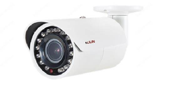 AHD bullet Lilin camera with Power Over Coax