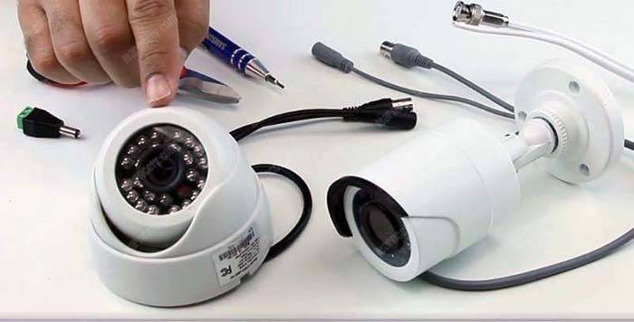 How to connect a CCTV camera to TV (easy step-by-step