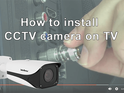 How To Connect A Cctv Camera To Tv Easy Step By Step