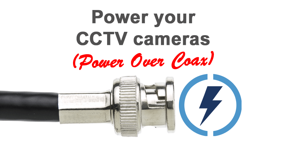 Fabulous What Is Power Over Coax Poc For Cctv Learn Cctv Com Wiring 101 Capemaxxcnl