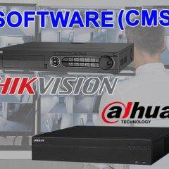 Software for DVR Dahua and Hikvision