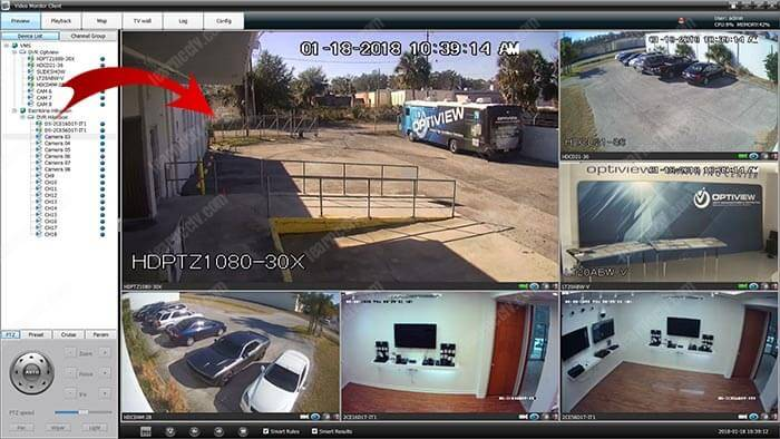 Manage Dahua and Hikvision with the same software - Learn CCTV com