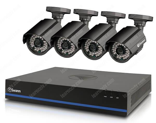 How to design a small cctv system learn cctv swann 4 channel dvr fandeluxe Gallery