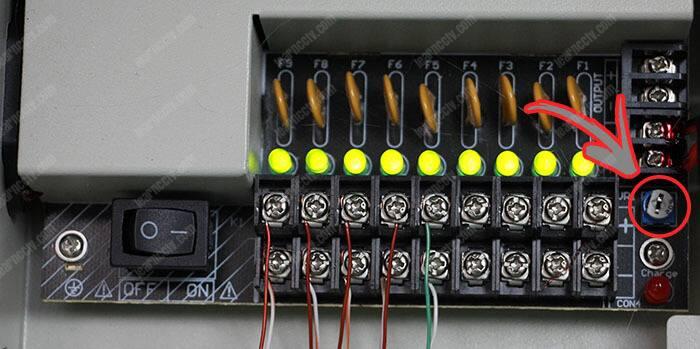 CCTV Güç Kaynağı