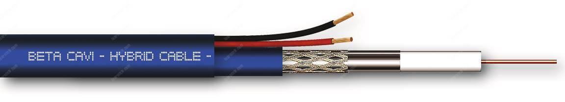 CCTV için koaksiyel kablo
