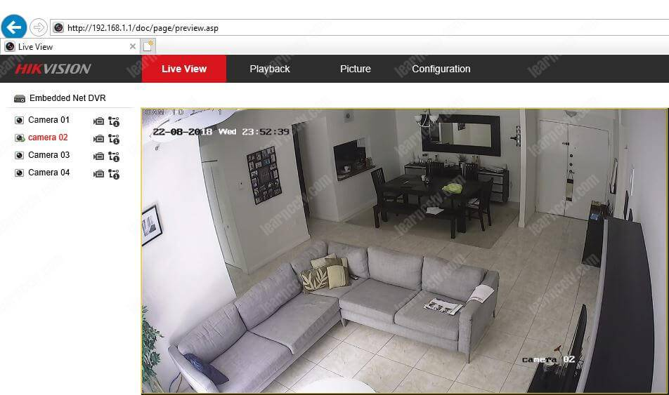 How to access Hikvision DVR from mobile (step-by-step) - Learn CCTV com