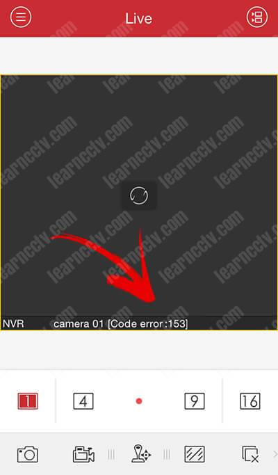 Hikvision error code 153 (how to fix) - Learn CCTV com