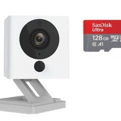 Wyze Cam V2 Micro SD card