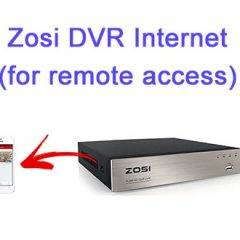Zozi DVR remote access