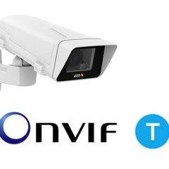 The ONVIF profile T