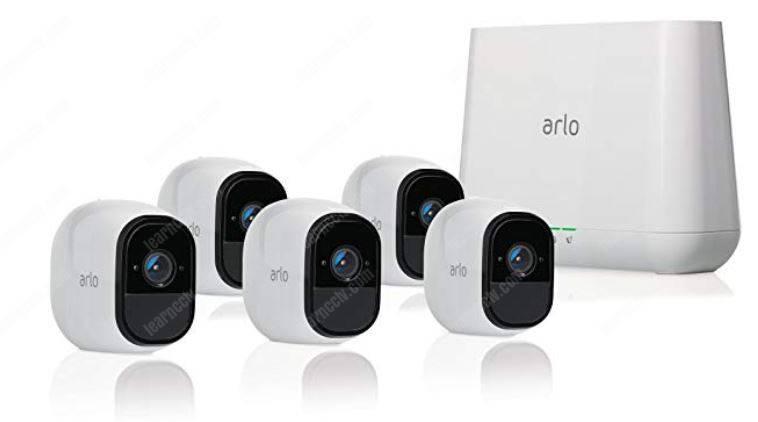Hệ thống bảo mật lưu trữ Arlo-Cloud