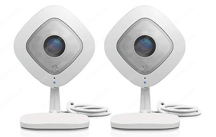 Arlo Wired Security camera system with cloud recording