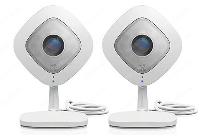 Hệ thống camera An ninh có dây Arlo với tính năng ghi âm trên đám mây