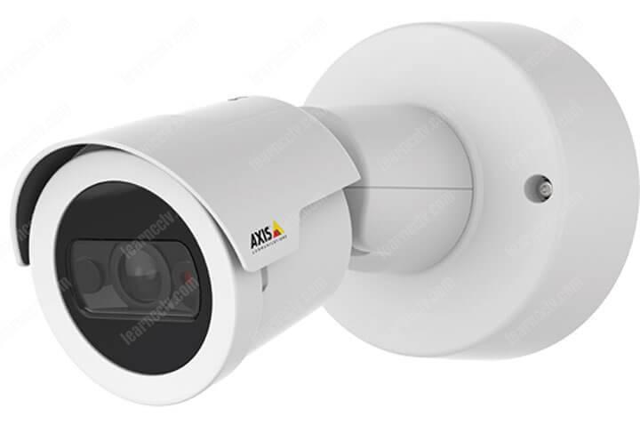 Camera IP trục