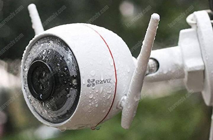 EZVIZ Camera an ninh chống thời tiết