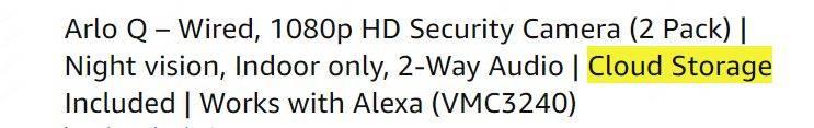 Hệ thống camera an ninh có dây với ghi hình đám mây
