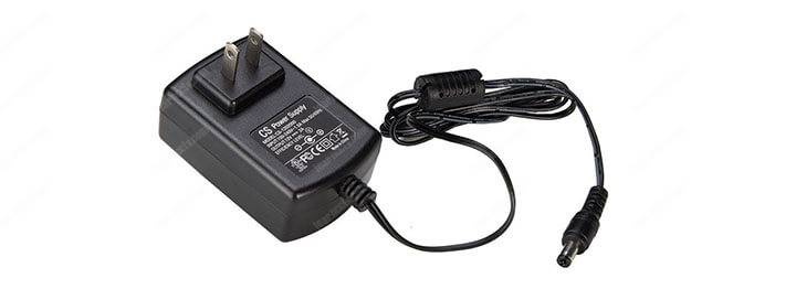 12-Volt security camera power supply