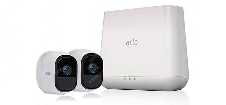 Arlo Pro Wireless Home Security Camera