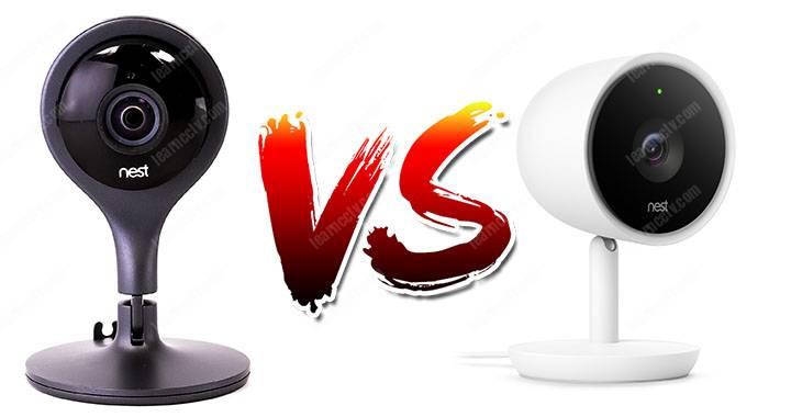 NestCam Indoor VS NestCam IQ Indoor Review