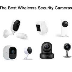The best wireless security cameras