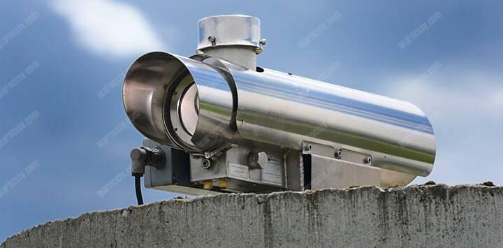 camera giám sát video thời tiết