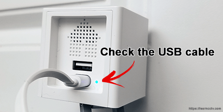 Check the USB cable to solve the error code 90