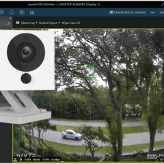 Record Wyze cam on PC