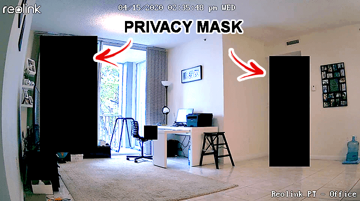 Privacy Mask
