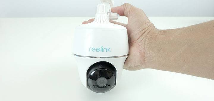 Reolink Argus PT Review