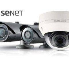 How to reset the wisenet cameras