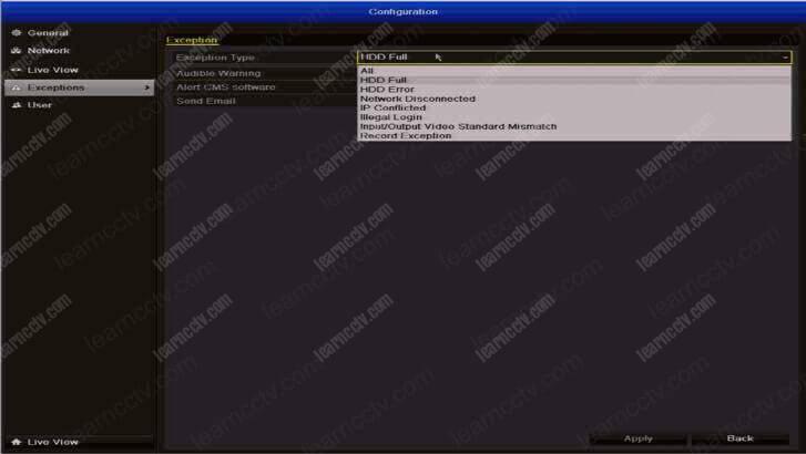 Swann DVR HDD error