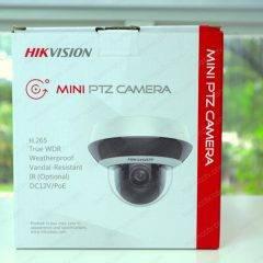 Hikvision Mini PTZ camera