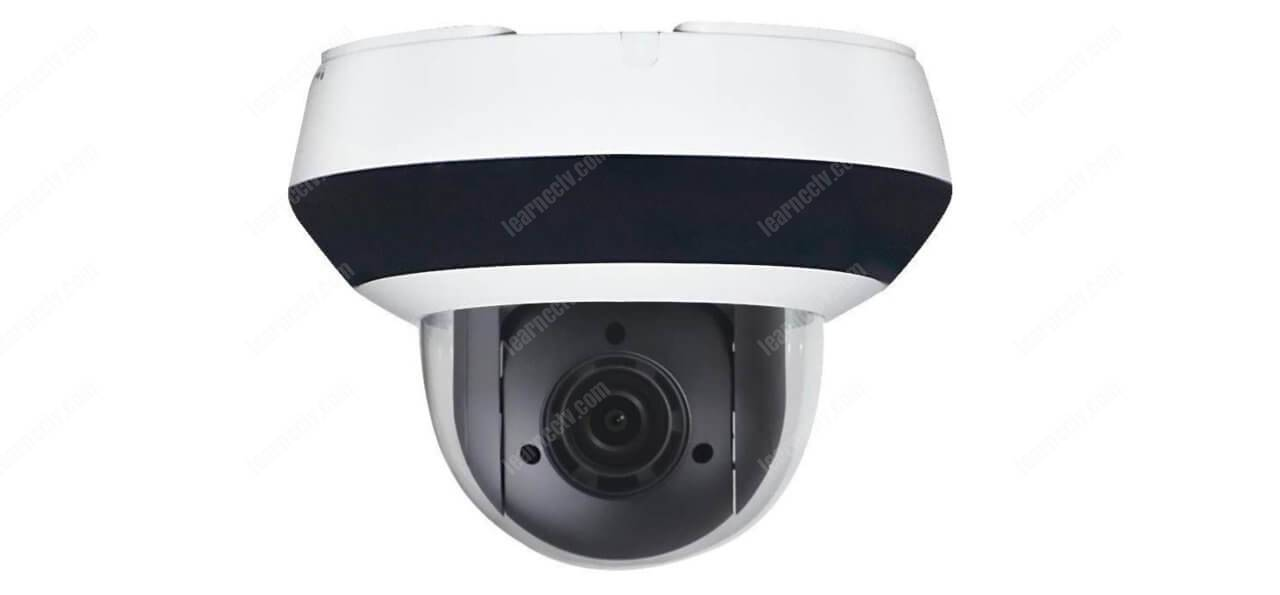 Camera Hikvision Mini PTZ 4MP DS 2DE2A404IW-DE3