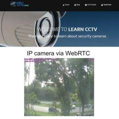 Learn CCTV Blog with live camera