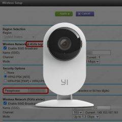 Yi Home Camera Waiting to Connect Issue