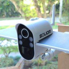 Soliom Camera S100 installed Outdoor
