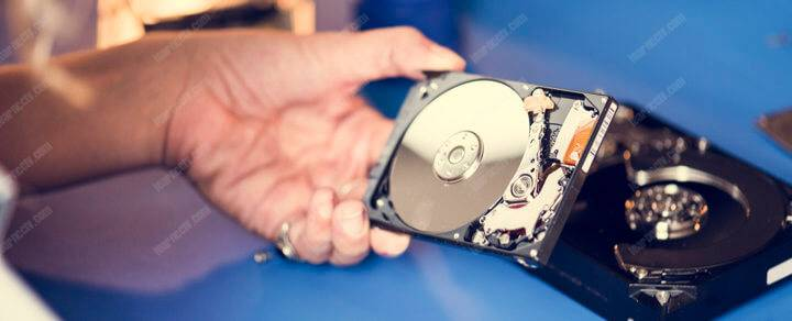 Hand hold hdd