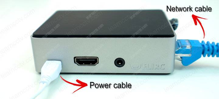 Videoloft Cloud Adapter with UTP and power cable
