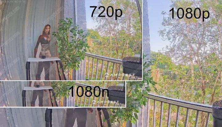 So sánh 720p 1080n 1080p