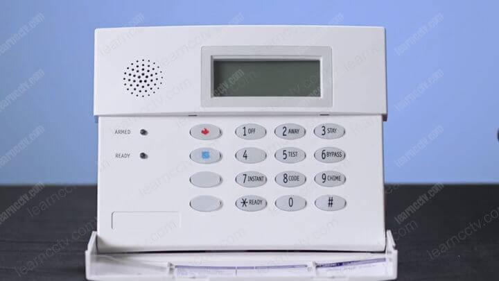 ADT SafeWatch Pro 6150 Keyboard