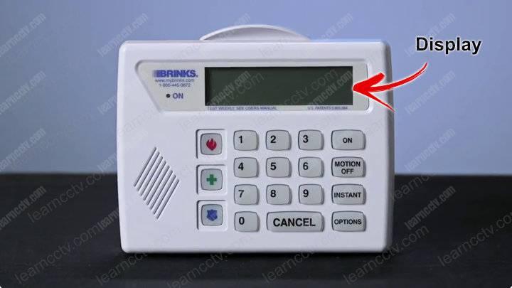 BHS 3101 Keypad