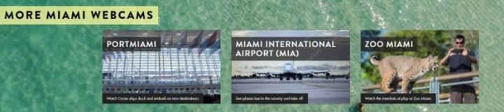 Miami public cameras