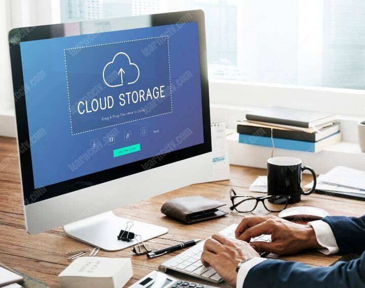 cloud storage without hard drive