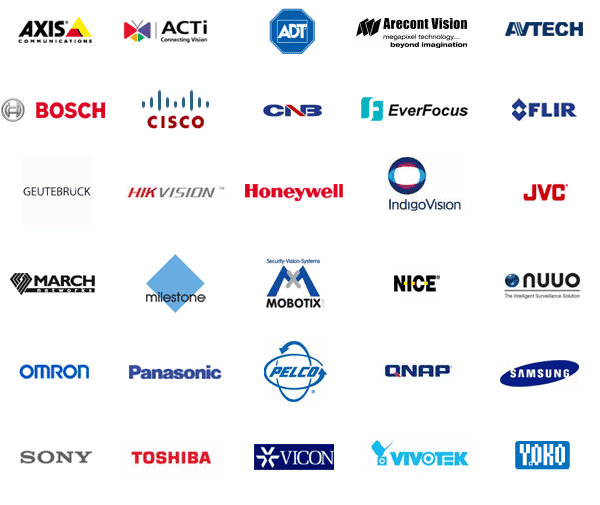 Nhà sản xuất camera IP