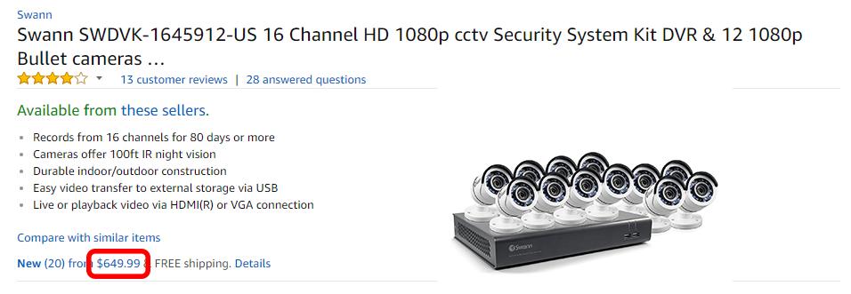 CCTV camera cloud recording: Using online IP camera storage - Learn