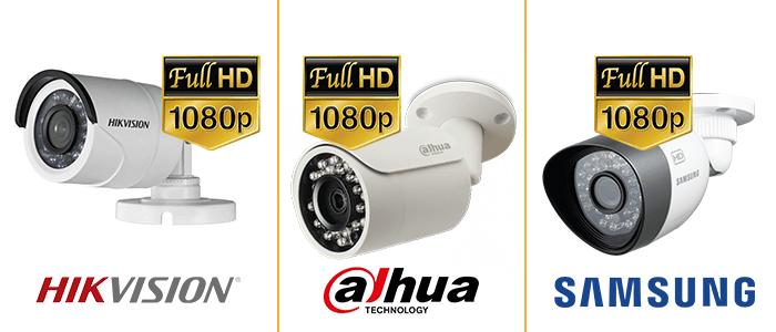HD-TVI, DH-CVI ve AHD kameraları