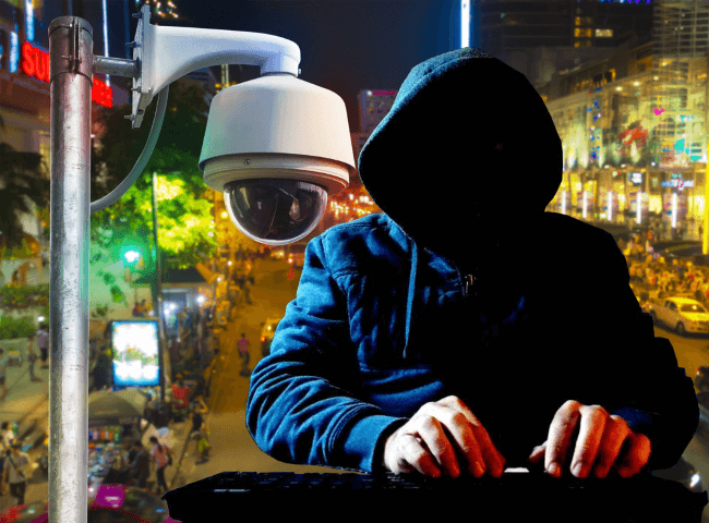 How to hack CCTV cameras (10 hacker secrets) - Learn CCTV com
