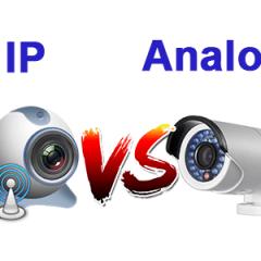 IP camera advantages