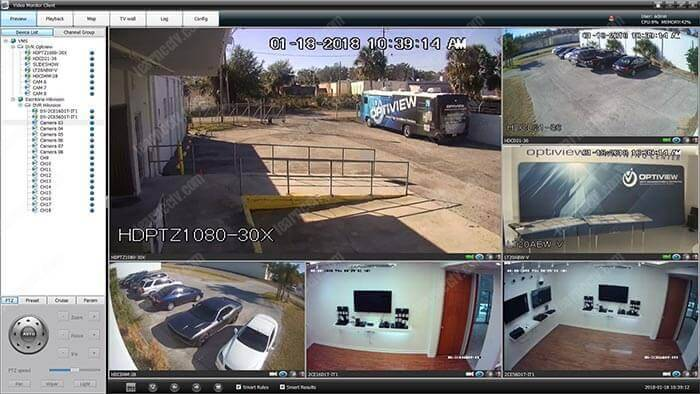 Hik connect pc live view | Hikvision NVR IP CAMS LIVE VIEW From