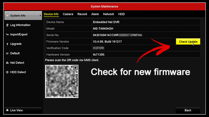 Reconnecting Error Code HCNetSDK dll[91] (solved) - Learn CCTV com